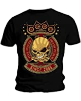 Official T Shirt Five Finger Death Punch ~ Anniversary 10 Yrs All Sizes