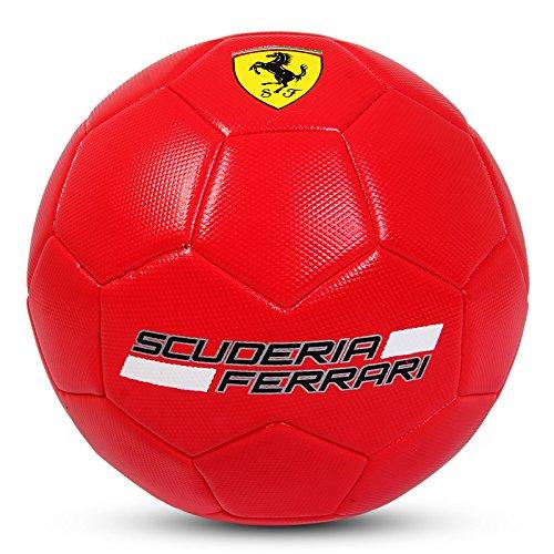 Ferrari Lizenzware Fussball Training Größe 5