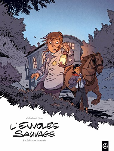 L'envolée sauvage - volume 4 - La boîte aux souvenirs