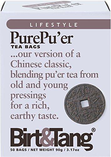 Birt&Tang Pure Pu'er Tea (50 bags)