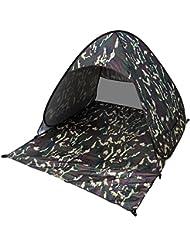 Pop Up Zelt,Myguru® Automatische Pop Up Strandzelt Wurfzelte Shelter mit UPF 50+ UV-Schutz Sonnenschutz 165 x 149 x 110 cm für Outdoor Gras Strand Garden Party Camp Picknick