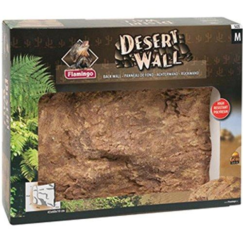 Terrarienrückwand Desert Wall M ca. 61 x 46cm 3D