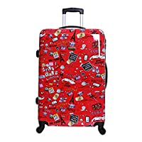Karabar Large Hard Sided Suitcase - 10 Years Warranty!