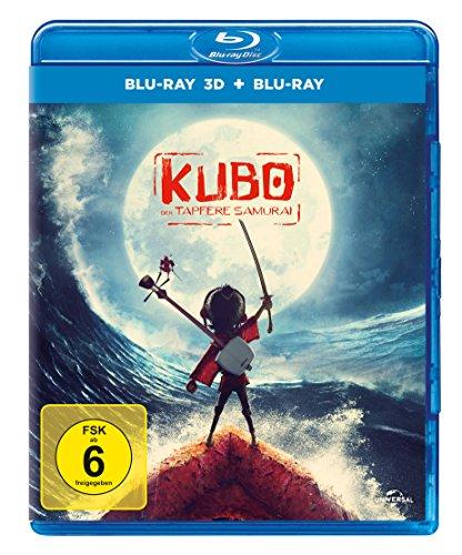 Bild von Kubo - Der tapfere Samurai  3D (+ Blu-ray)