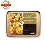 Generic MARX Non-stick Rectangle Bread Cake Pan Carbon Steel Baking Dish Roasting Pan Mat Cookies Plate Metal Bakeware Free shipping
