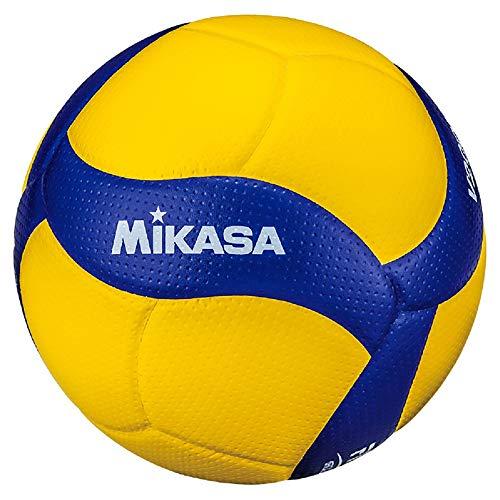 MIKASA Volleyball V200W-ÖVV, blau/gelb, 5