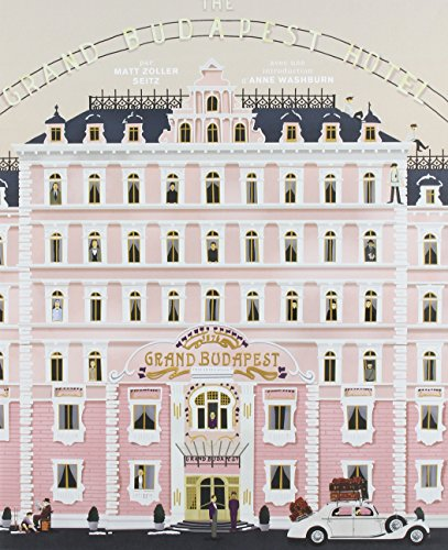 The Grand Budapest Hotel par Collectif
