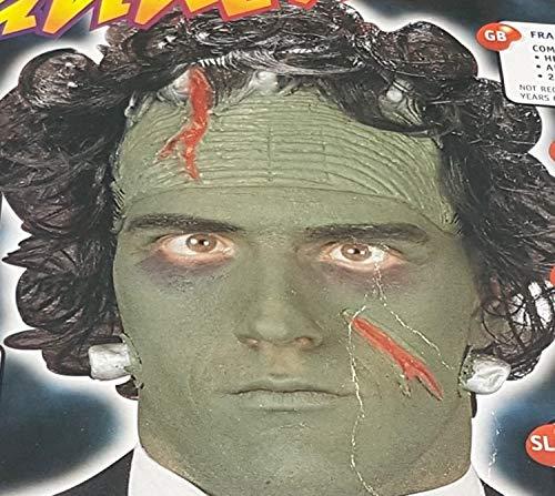 PICCOLI MONELLI Set-Frankenstein-Cap-narben Bolzen-klebstoff ()