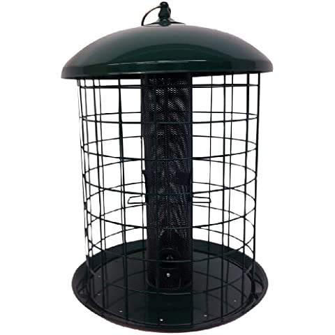Woodlink NATUBE17 Audubon Cage Squirrel Resistant Mesh Screen Feeder