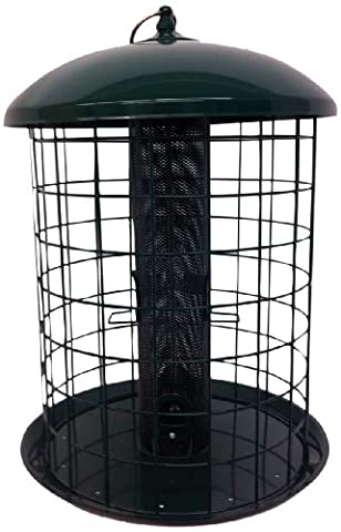 Woodlink Caged Squirrel Resistant Mesh Screen Fdr