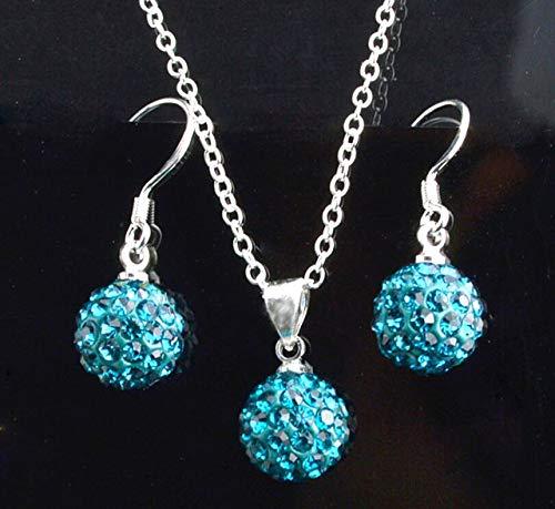 MUATE Schmuck Sets Ohrringe Online-Shopping Ohrringe Indien Frauen Ohrringe für Frauen hu Shui LAN 15 Satz 45cm