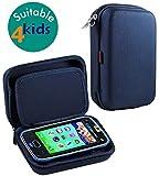 Navitech Schutz-Hartschale für Kinder-Tablet, blau, Vtech DigiGo Kids