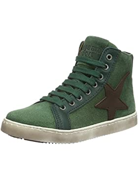 Bisgaard Shoe with lace 31814216, Unisex-Kinder Hohe Sneaker