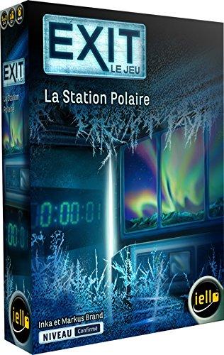 Exit: La estación Polar - Castellano
