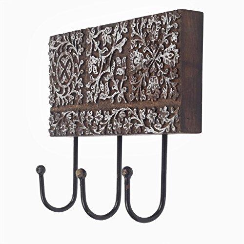 metal-a-la-main-3-piques-en-bois-rectangulaire-mur-accroche-porte-cles-porte-crochet-accessoires-dec