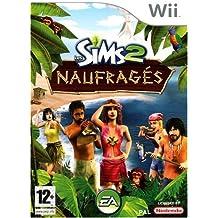 Les Sims 2 Naufragés [Nintendo Wii] [Importado de Francia]