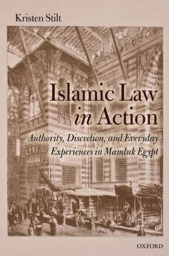Islamic Law in Action: Authority, Discretion, and Everyday Experiences in Mamluk Egypt