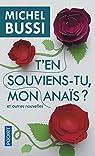 T'en souviens-tu mon Anaïs ? par Bussi