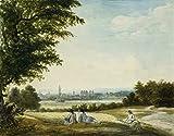 Kunstdruck/Poster: Johann Heinrich Schmidt Ansicht von
