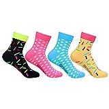 #8: Bonjour Girls Fancy Multipack Socks