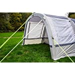 OLPRO Outdoor Leisure Products Cocoon Extension 3.5m x 1.8m Inflatable Drive Away Campervan Awning Porch Extension for Cocoon Breeze Sage Green & Chalk 11
