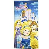 Die besten Disney Handtücher Bäder - Disney Princess Kinder Kids Mädchen Bad Strandtuch 100% Bewertungen