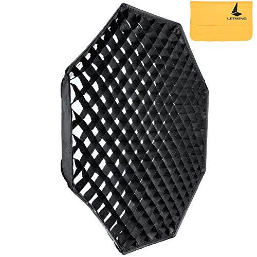 Godox Octagon 95cm Grid Honeycomb Softbox Bowens Einfassung für Studio Strobe Flash (SB-FW 95cm) Strobe-flash Softbox