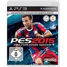 Pro Evolution Soccer 2015 - Day One Edition [Edizione: Germania]