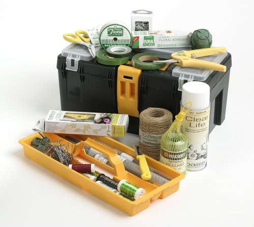 Comprehensive Floristry Toolbox Smithers Oasis Floral Products