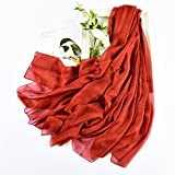 Windbreak sunscreen scarf lady chiffon spring summer autumn - Best Reviews Guide