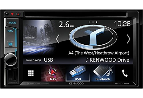 Kenwood DNX5170BTS Navigationssystem (Kontinent) Kenwood Auto Gps