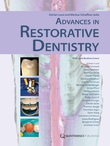 Advances in Restorative Dentistry 1st Edition by Adrian Lussi (2012) Hardcover
