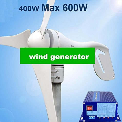 GOWE small wind turbine max power 600w +700w wind solar hybrid controller for (400w wind generator +300w solar panel) (600 Watt-solar-generator)