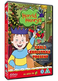Horrid henry aliens ate my homework