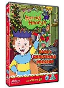 Horrid Henry and the Early Christmas Present [DVD]
