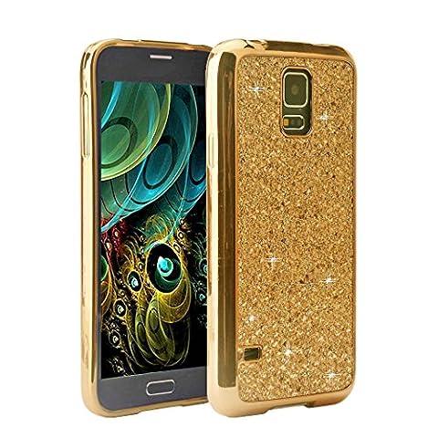 Galaxy S5 Hülle, Asnlove Ultra Thin Dünn Weich TPU cover