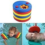 Schwimmscheiben, KingShark Schwimmscheiben Kids Schwimmhilfe Armbinden Schwimmer Discs Schaum...