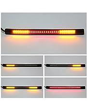 Hard Knit WV001RCA0078 ATV Universal Flexible Led Strip Tail Light