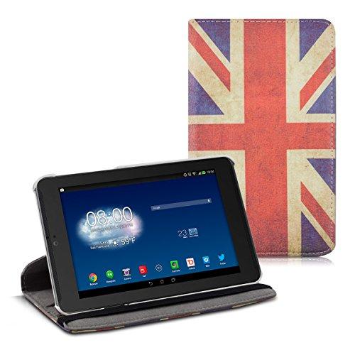 kwmobile ASUS Memo Pad HD 7 ME173X Hülle - 360° Tablet Schutzhülle Cover Case für ASUS Memo Pad HD 7 ME173X