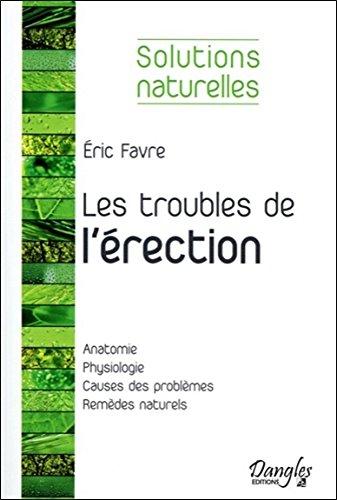 Les troubles de l'érection par Eric Favre