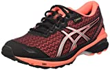 Asics Gt-1000 5 G-TX, Damen Trainingsschuhe - Schwarz(Black/Silver/Flash Coral) - 37 EU (4 UK)