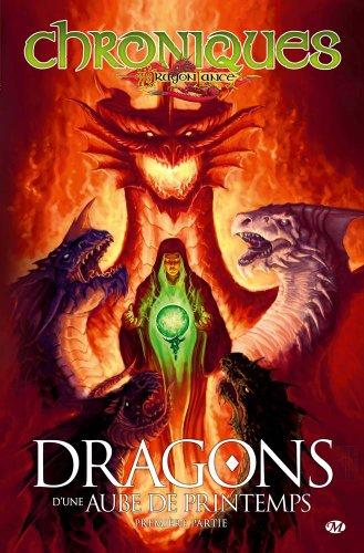 Chroniques de Dragonlance, Tome 3: Dragons d'une aube de printemps - première partie