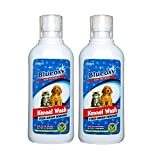 Best Cat Urine Removers - BlueOxy Kennel Wash Stain and Odour Remover 500ml Review