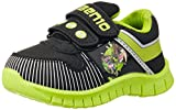 Ben-10 Boy's Black and Green Sneakers - 5C UK