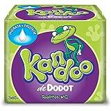 Dodot Kandoo Mouchoir, Melon - 120 unitéss