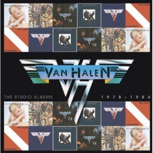 Studio Albums1978-1984 - Van Halen