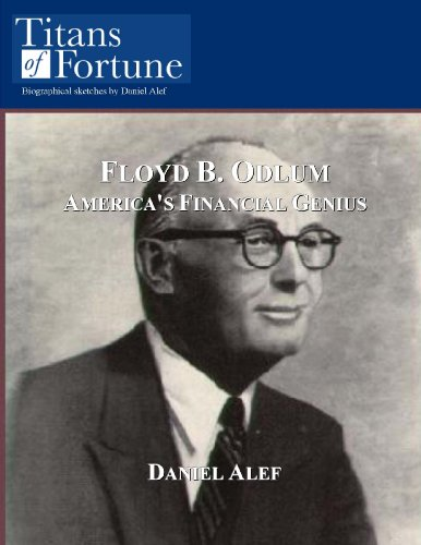 Floyd B. Odlum: America's Financial Genius (English