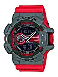 G-Shock Herren-Armbanduhr XL G-Shock Analog - Digital Quarz Resin GA-400-4BER