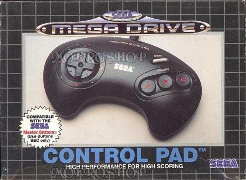 Sega control pad Für Megadrive - PAL