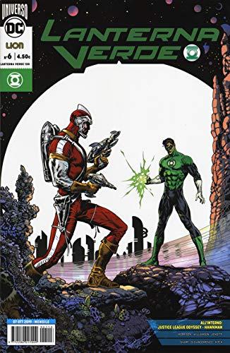Lanterna Verde: 6